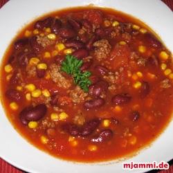 Chilie Con Carne Nach Jamie Oliver Mjammi Koch Blog Von Franzi