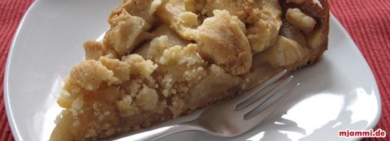 Böhmscher Apfelkuchen