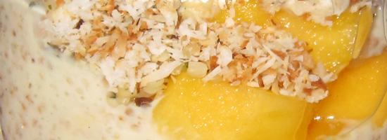 Το αγαπημένο χορτοφαγικό πρωϊνό της Φράντζης: Φραουλό-Μάνγκο-Ποπ