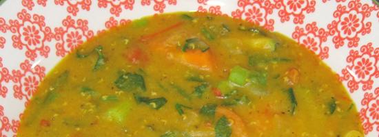 Gemüse-Dal