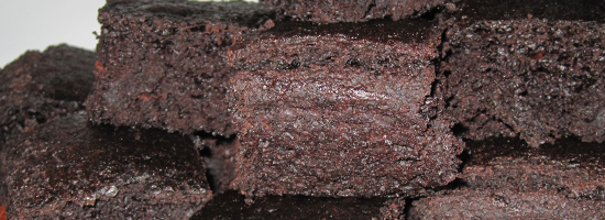 Supersaftige Brownies aus