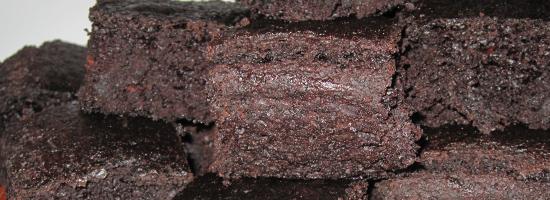 Supersaftige Brownies aus